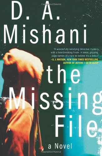 The Missing File D Mishani