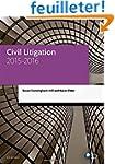 Civil Litigation 2015-2016