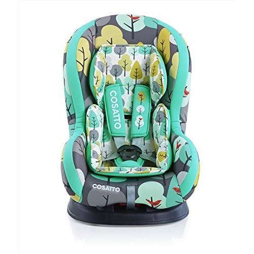 Cosatto Moova Group 1 Car Seat (Firebird)