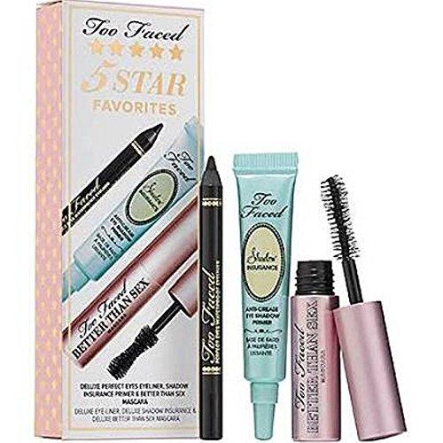 Best Too Faced Favorites mascara eyeliner