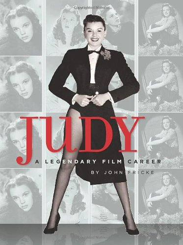 Judy: A Legendary Film Career by John Fricke, Mr. Media Interviews
