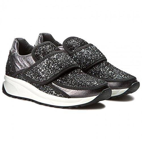 Sneaker running donna Liu-Jo S66043 Cedro nero/antracite A/I 2016-2017 (37)