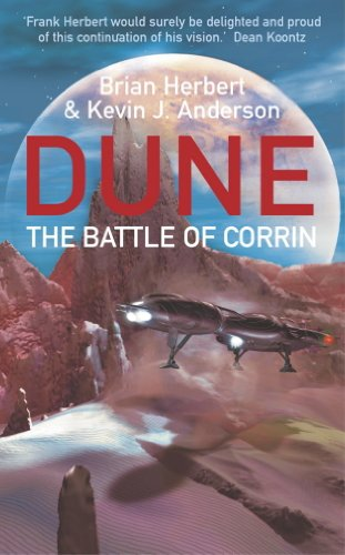 Frank Herbert - The Battle Of Corrin: Legends of Dune 3