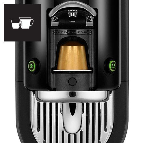 Nespresso CitiZ C112/D112 Coffee and Espresso Maker, Chrome