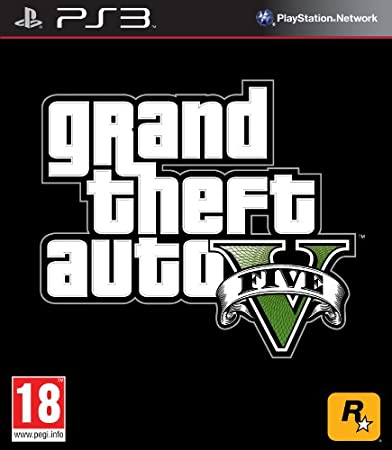 Grand Theft Auto V (PS3)