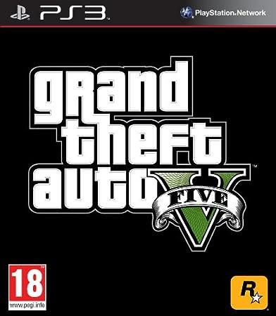 Grand Theft Auto V (PS3)