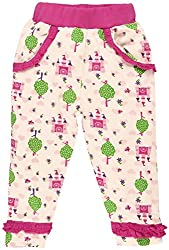 Snuggles Legging - Fandango Pink, Raspberry, Bright Green (6-9 m) Pack of 3