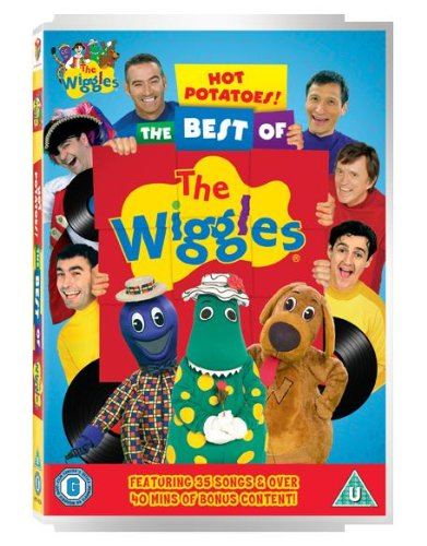THE WIGGLES - HOT POTATOES! - THE BEST OF THE WIGGLES [IMPORT ANGLAIS] (IMPORT) (DVD)