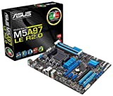 Asus M5A97 LE R2.0 Motherboard (AMD 970/SB950, DDR3, 6 x S-ATA 600, ATX, PCI-Express 2.0, USB 3.0, Socket AM3+)