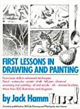 First Lessons in Drawing and Painting (0399514783) by Hamm, Jack