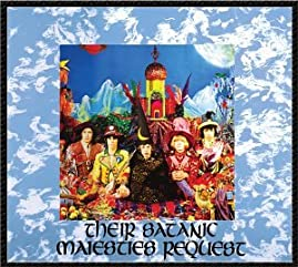 "Cover of ""Their Satanic Majesties Request..."