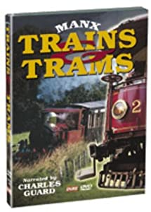 Manx Trains And Trams [DVD]
