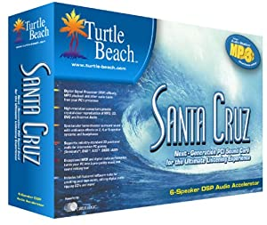 Turtle Beach Santa Cruz PCI Sound Card