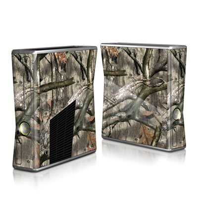Treestand Design Protector Skin Decal Sticker for Xbox 360 S Game Console Full Body