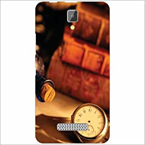 Lenovo A2010 Back Cover - Abstract Designer Cases