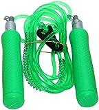 JSI Plastic Skipping Rope (JSI22__Green, Green)