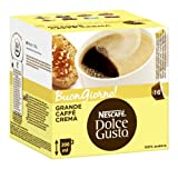 Nescaf Dolce Gusto Caff Crema Grande, 3er Pack (48 Kapseln)
