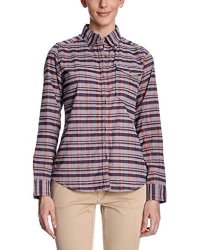 Burton Camisa Mujer Cora Flannel Multicolor