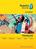 Rosetta Stone French Complete Course MAC  [Mac Download]