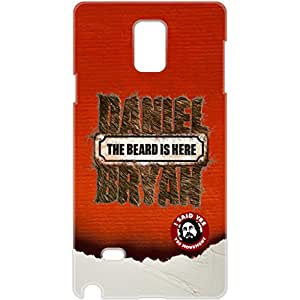 a AND b Designer Printed Mobile Back Cover / Back Case For Samsung Galaxy Note 3 (SG_N3_3D_120)