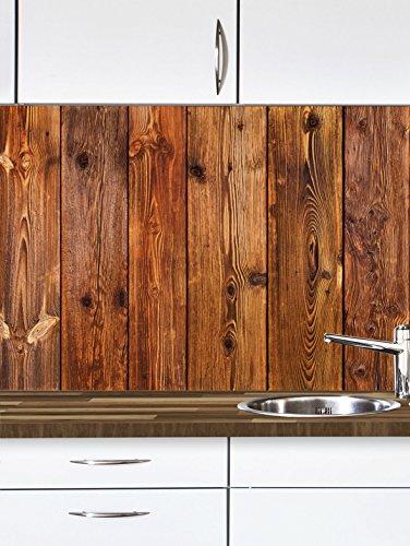 holz-kuchen-deko-kuchennische-schmutzresistent-abwaschbar-mit-erweiterung-foto-tapete-wand-deko-wand
