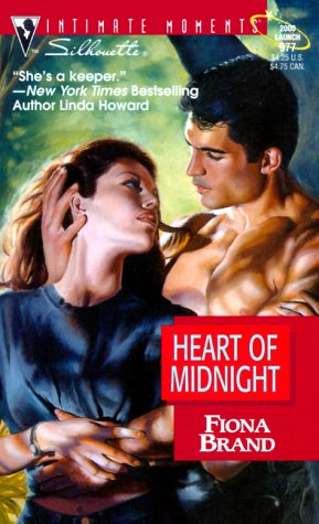 Image for Heart Of Midnight (Silhouette Intimate Moments, 977)