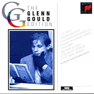 Concerto Italien (coll. Glenn Gould Edition)