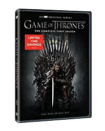 Game of Thrones: Season 1 (DVD)