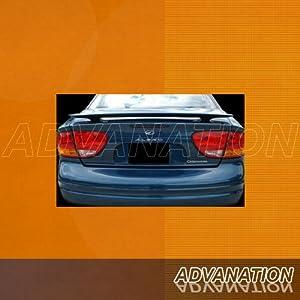 Oldsmobile Alero 99-04 ABS Trunk Rear Wing Spoiler Unpainted Primer