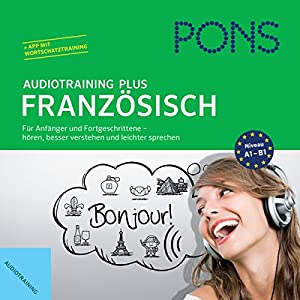 PONS Audiotraining Plus - Französisch Audiobook