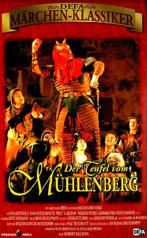 Der Teufel vom Mühlenberg - DEFA [VHS]