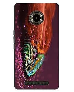 Micromax Yu YuniqueBack Cover Designer Hard Case Printed Cover