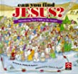 Can You Find Jesus?: Introducing Your Child to the Gospel (Search & learn book)