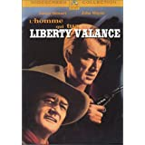 L&#39;Homme qui tua Liberty Valance (En noir et blanc)par James Stewart