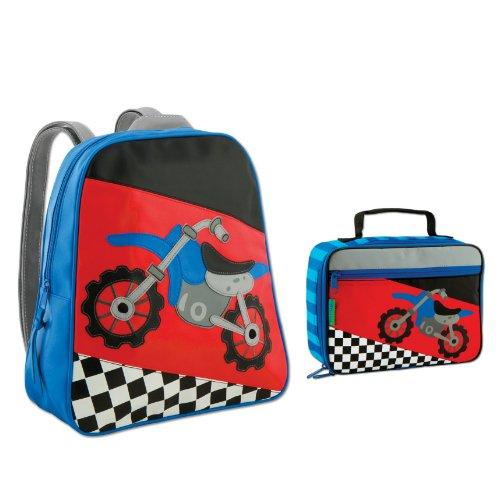 Lunch Boxes for Kids: Stephen Joseph Motocross