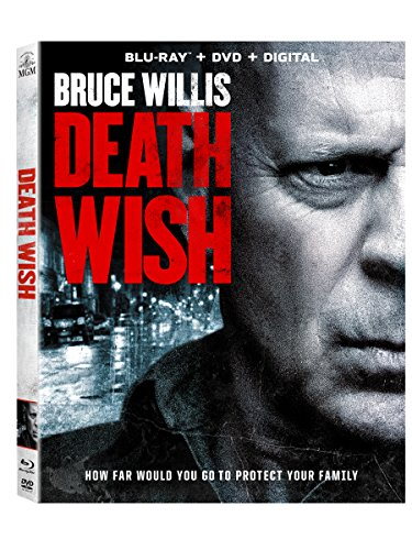 Blu-ray : Death Wish (With DVD, Widescreen, Digital Theater System, Subtitled, Dolby)