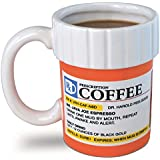 2 X Big Mouth Toys The Prescription Coffee Mug