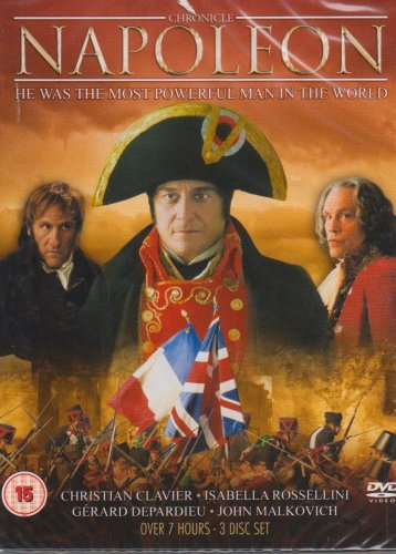Napoleon (3 Disc Box Set) [DVD]