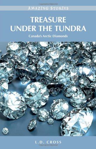 Treasure Under The Tundra: Canada'S Arctic Diamonds (Amazing Stories) (Amazing Stories (Heritage House))