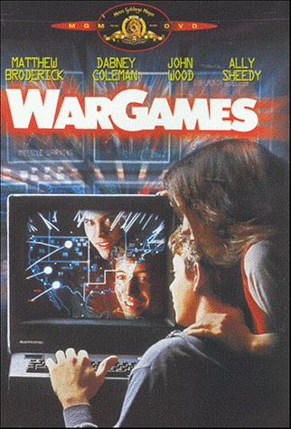 Cover art for  War Games