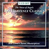 The Voices Of Angels - 100 Heavenly Classics - Best Loved Choralby London Symphony Orchestra