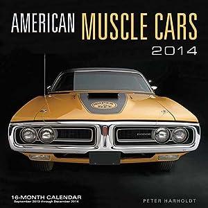 Calendar - American Muscle Cars 2014