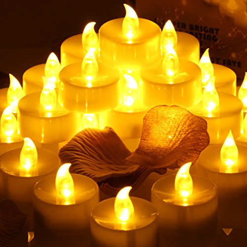 omgai-led-tea-lights-24-jaune-unscented-lumignons-bonus-decor-rose-petals-14x14-hauteur-60-heures-de