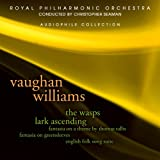 Vaughan Williams^Carney^Rpo^Seaman Orchestral Works