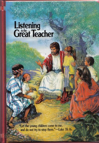 Image for Listening to the Great Teacher