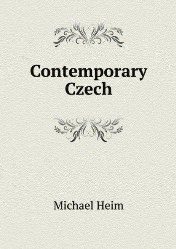 Contemporary Czech
