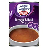 Heinz Weight Watchers Tomato and Basil Soup 295 g (Pack of 12)