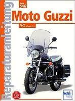 Moto Guzzi V-2-Modelle ab Baujahr 1974.