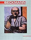 Beckmann (Modern Masters Series, Vol. 19) (0789201194) by Selz, Peter