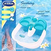 Dr. Scholl's Foot Bath Massage (drfb7008b1) from Helen Of Troy
